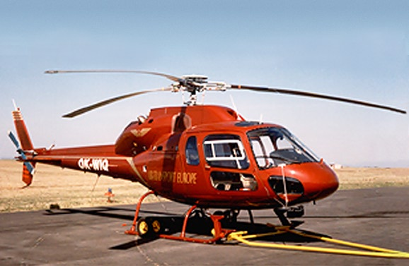AS355 F1 Ecureuil