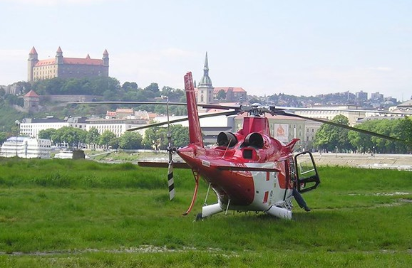 Helicopter Agusta A109K2