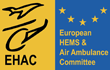 Logo EHAC  - European HEMS & Air Ambulance Committee